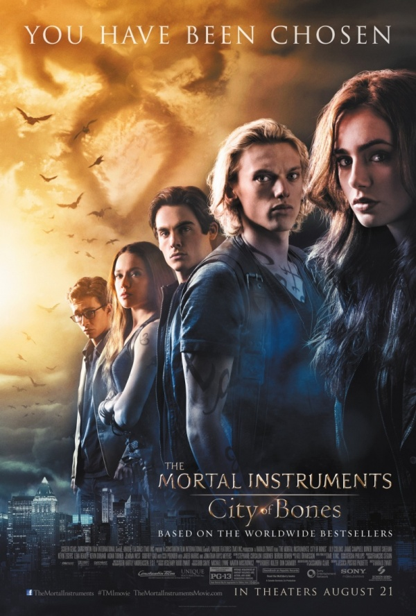 A Highly Scientific Analysis of THE MORTAL INSTRUMENTS: CITY OF BONES Movie