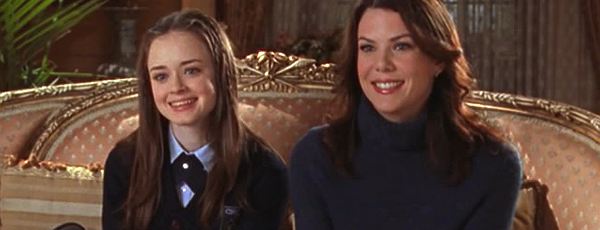 The GILMORE GIRLS Rewatch Project: A Flashback, A Black Eye And A New Girlfriend