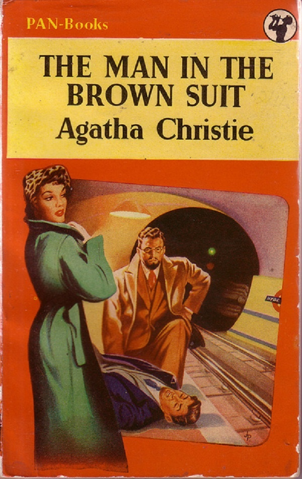 Christie & Cocktails: The Man In The Brown Suit | Forever Young Adult