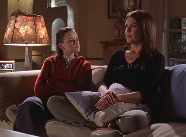 The GILMORE GIRLS Rewatch Project: A Kegger, An Engagement And A Failed Spinoff