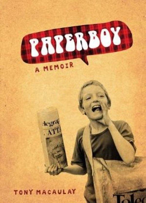 Paperboy Summary & Study Guide Description