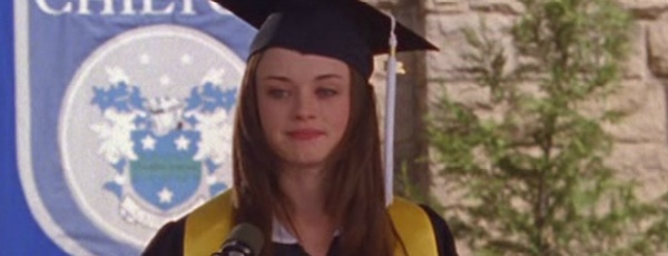 The GILMORE GIRLS Rewatch Project: Rory's Graduation