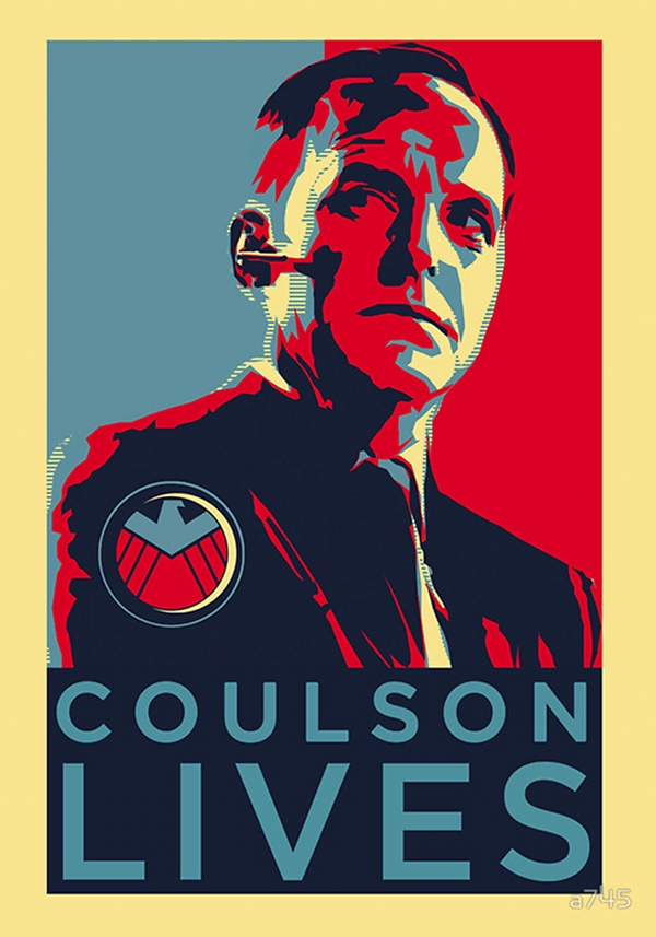 An Open Letter From An Agent Coulson Fangirl | Forever Young