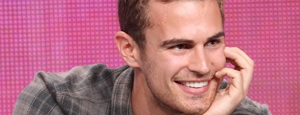 Your New Fake Boyfriend: Theo James