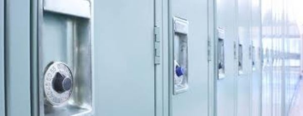 Between Two Lockers with Jessica Spotswood
