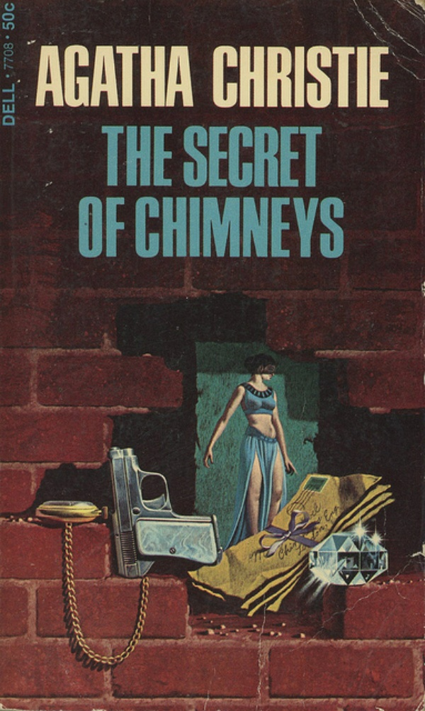 Christie & Cocktails: The Secret of Chimneys