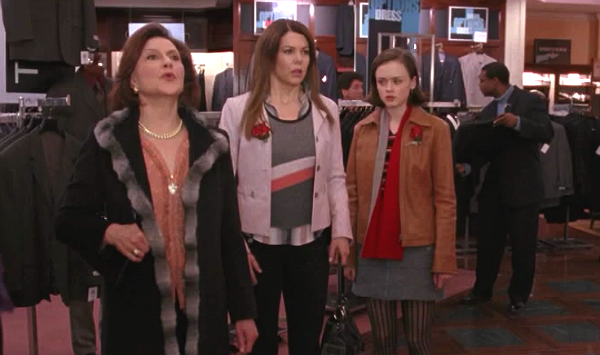 The GILMORE GIRLS Rewatch Project: And Then There Were Two Lorelais