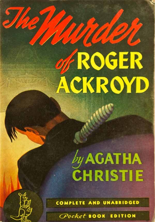 Christie & Cocktails: The Murder Of Roger Ackroyd