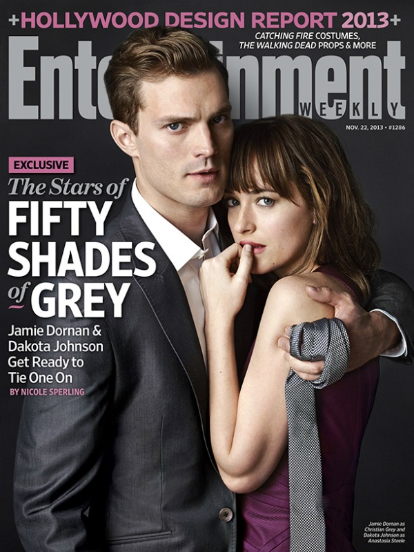 YA Movie News Roundup: Too Much FIFTY SHADES OF GREY News