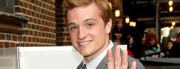 Your New Fake Little Brother: Josh Hutcherson