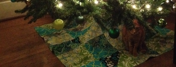 Sew Your Own Tree Skirt