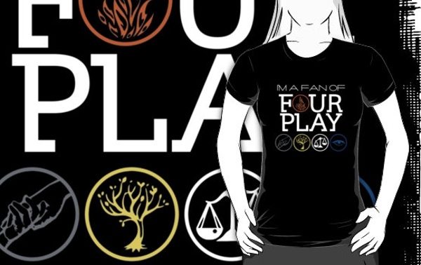 I'm a Fan of Four Play