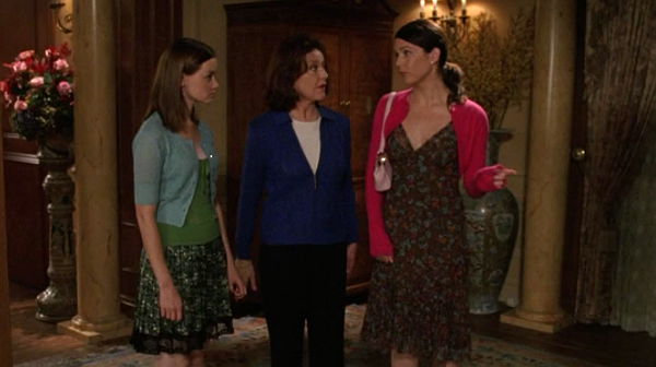 The GILMORE GIRLS Rewatch Project: Christopher's Back
