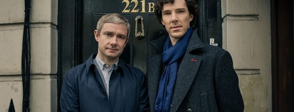 SHERLOCK 3x01: The Empty Hearse