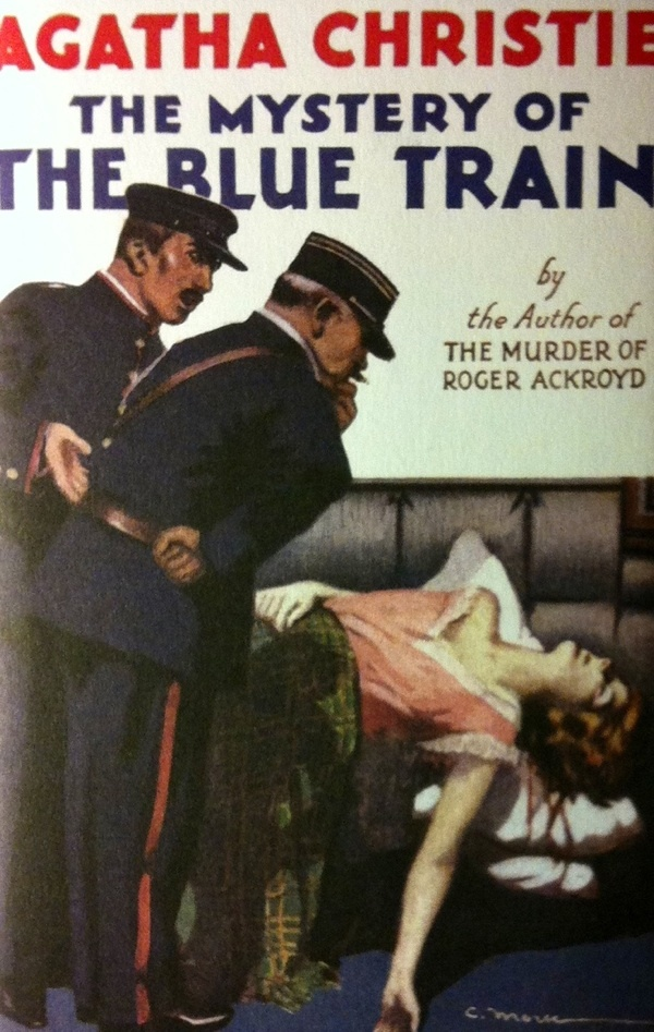 Christie & Cocktails: The Mystery Of The Blue Train