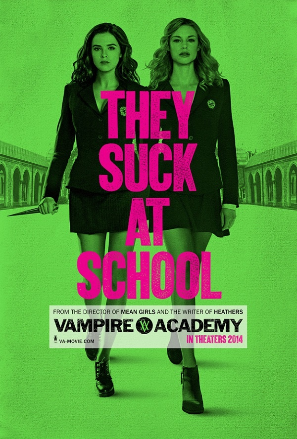 A Highly Scientific Analysis of VAMPIRE ACADEMY