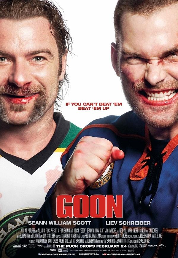 Netflix Fix: Goon