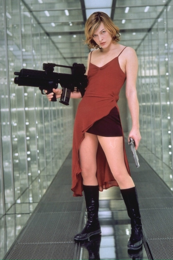 In The Zombie Apocalypse, Can Milla Jovovich Be My Spirit Guide?