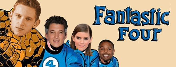 Miles Teller is Mr. Fantastic?