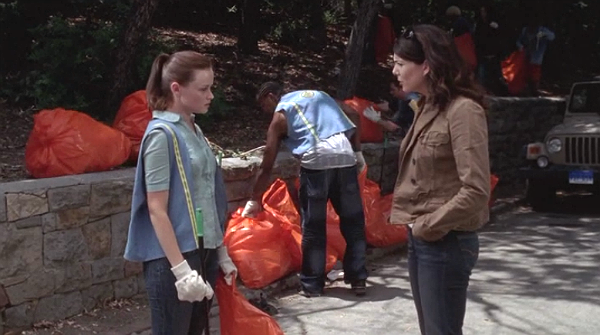 The GILMORE GIRLS Rewatch Project: The Separation Begins