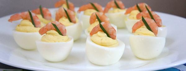 Astrid's Deviled Eggs