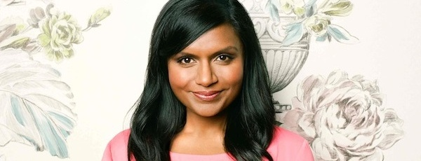 Your New Fake Girlfriend: Mindy Kaling