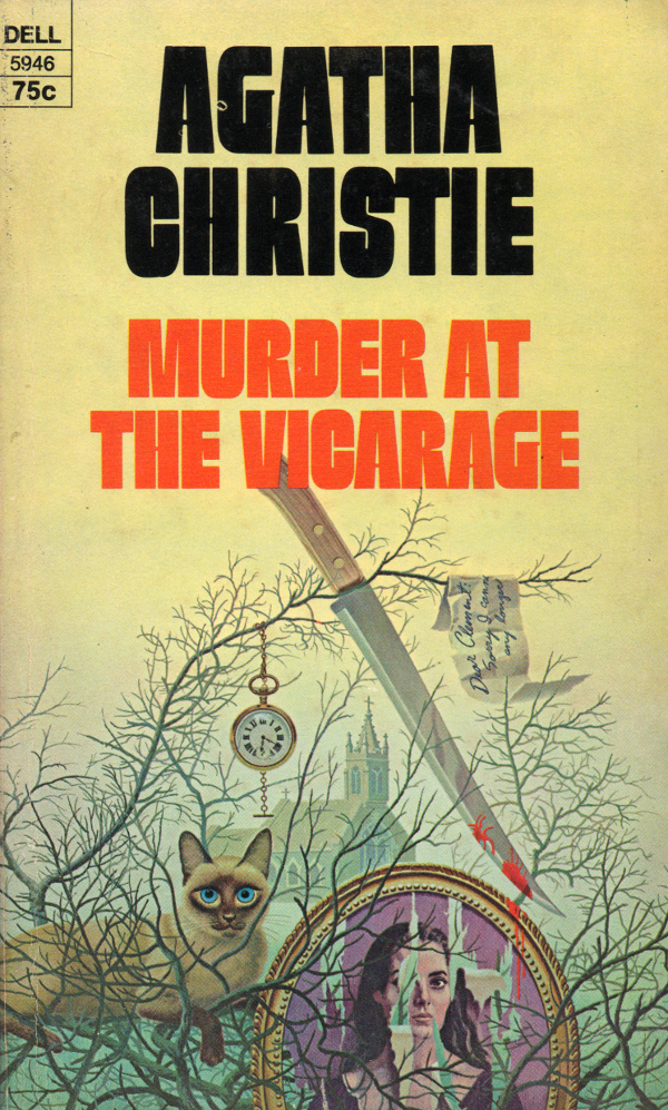 Christie & Cocktails: Murder At The Vicarage