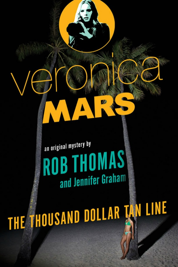 Veronica Mars And The Case Of The New Book