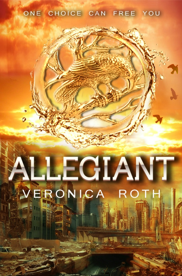 YA Movie News Roundup: ALLEGIANT Will Be Two Movies