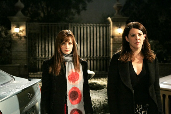 The GILMORE GIRLS Rewatch Project: The Best Friday Night Dinner Ever