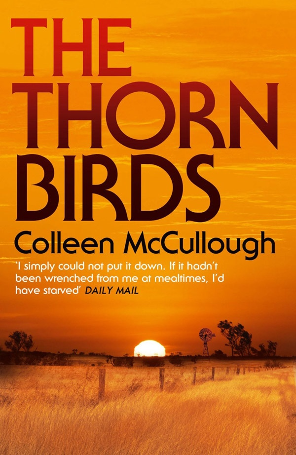 the thorn birds book report The thorn birds: book review the mental traveler  report need to report the  - link to the thorn birds on goodreads.