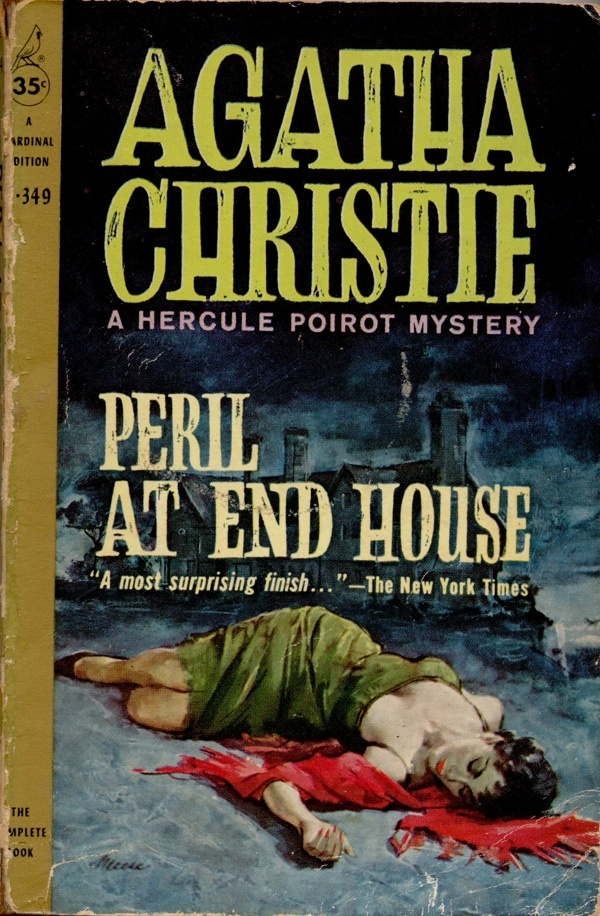 Christie & Cocktails: Peril At End House