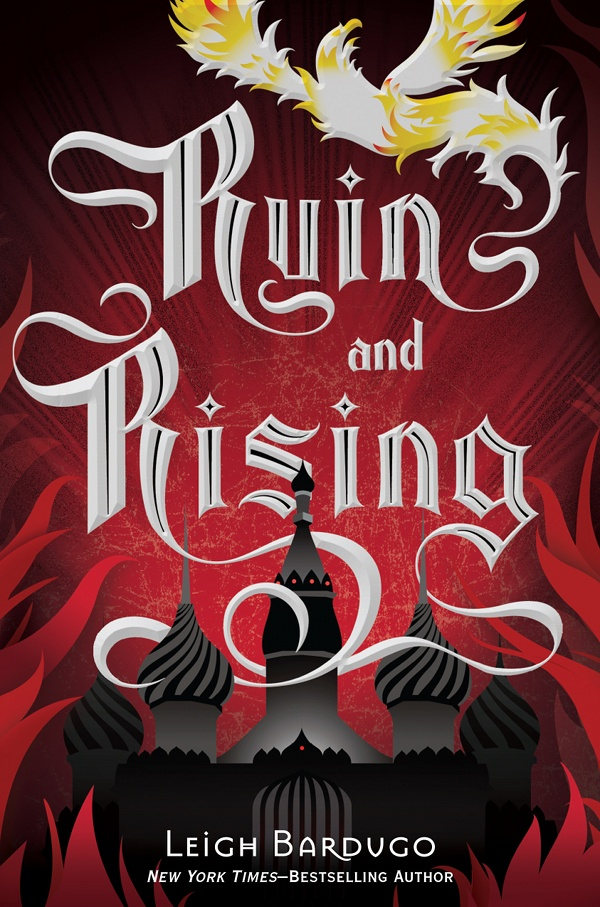 Blog Tour: Ruin and Rising