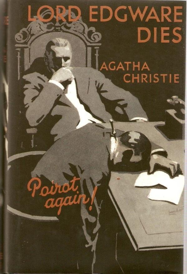 Christie & Cocktails: Lord Edgeware Dies