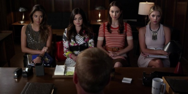 Pretty Little Liars 5x3: Surfing the Aftershocks
