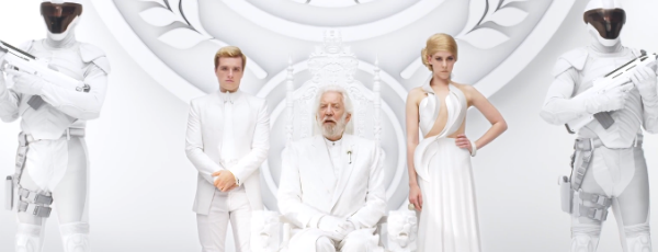 President Snow Gets Hacked