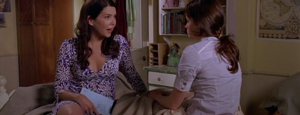 The GILMORE GIRLS Rewatch Project: Lorelai Will Always Love Luke