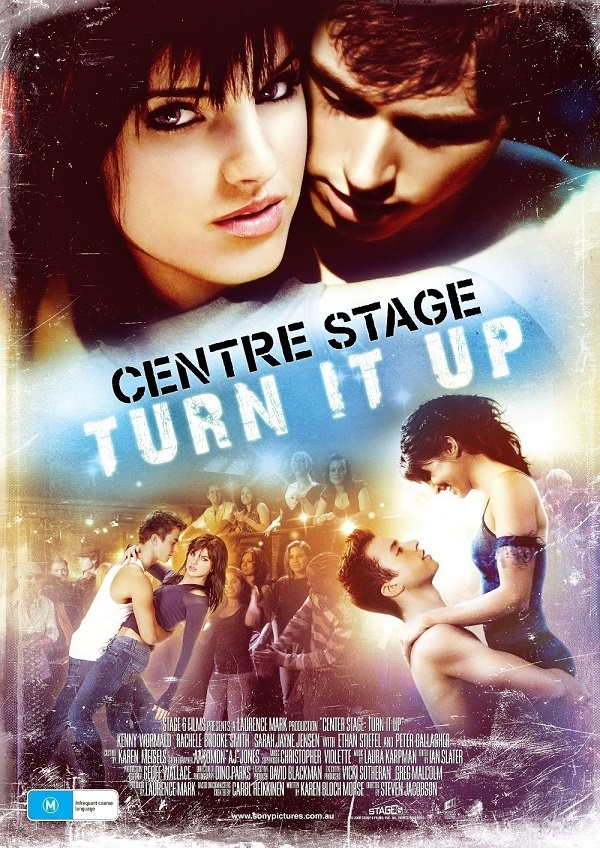 netflix fix center stage turn it up forever young adult