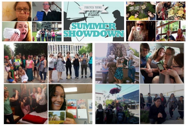 #YASummerShowdown 2014: Final Challenge and WINNERS