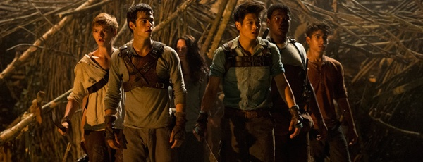 THE MAZE RUNNER Cast: Get Ready To Crush Hard