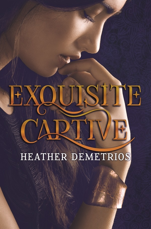 Blog Tour: Exquisite Captive