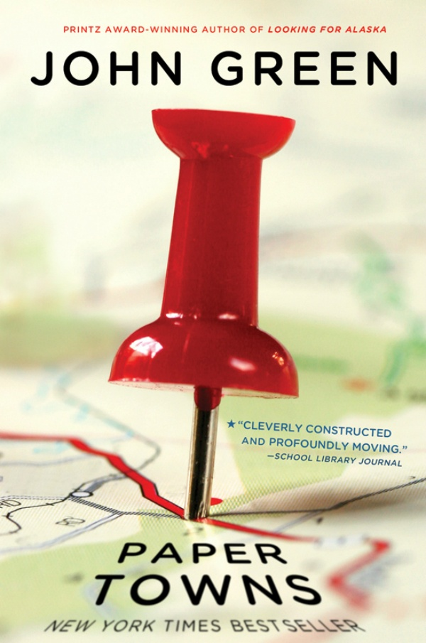 YA Movie News Roundup: John Green's PAPER TOWNS Gets A Director