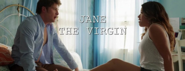 Jane the Virgin 1x01: Chapter One