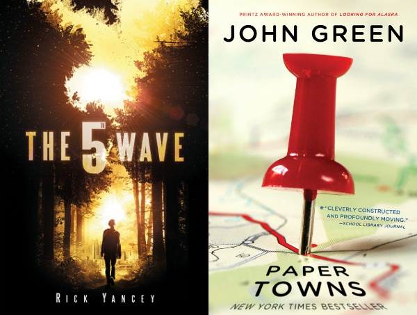 YA Movie News Roundup: Big 5th WAVE And PAPER TOWNS Casting News