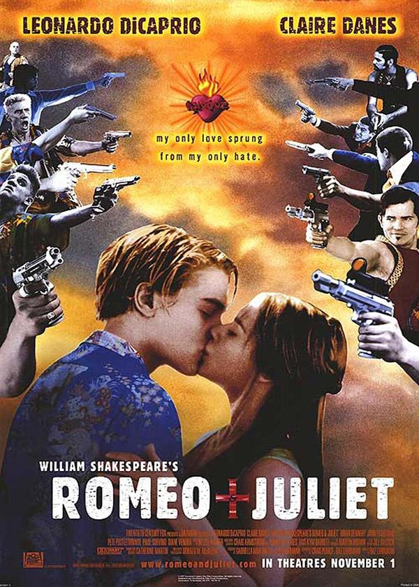 Romeo et juliet vidéo de scène de sexe