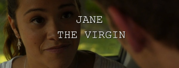 Jane the VIrgin 1x03: Chapter Three
