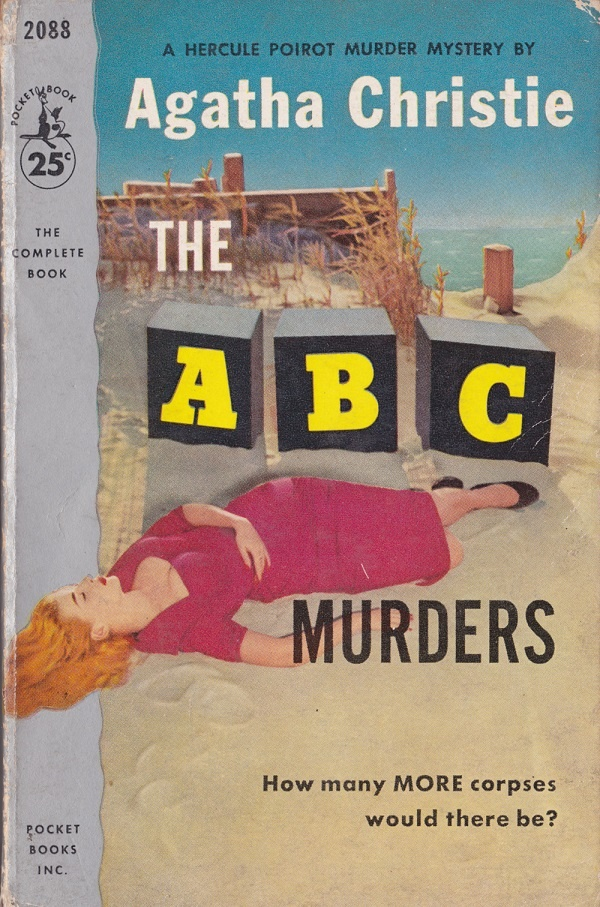 Christie & Cocktails: The A.B.C. Murders