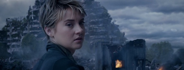 INSURGENT Teaser: Hello, Haircut!