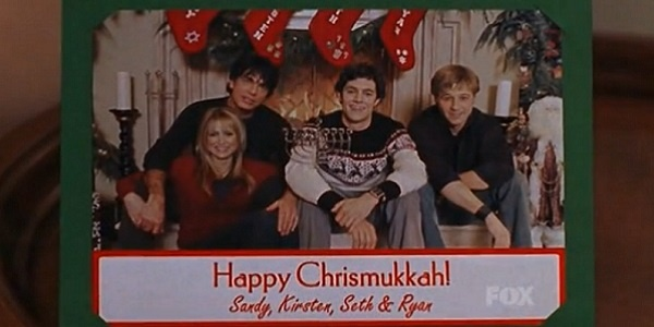 "Holiday Revisit: The O.C. ""The Best Chrismukkah Ever"""