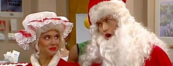 "Holiday Revisit: Saved by the Bell ""Home for Christmas"""